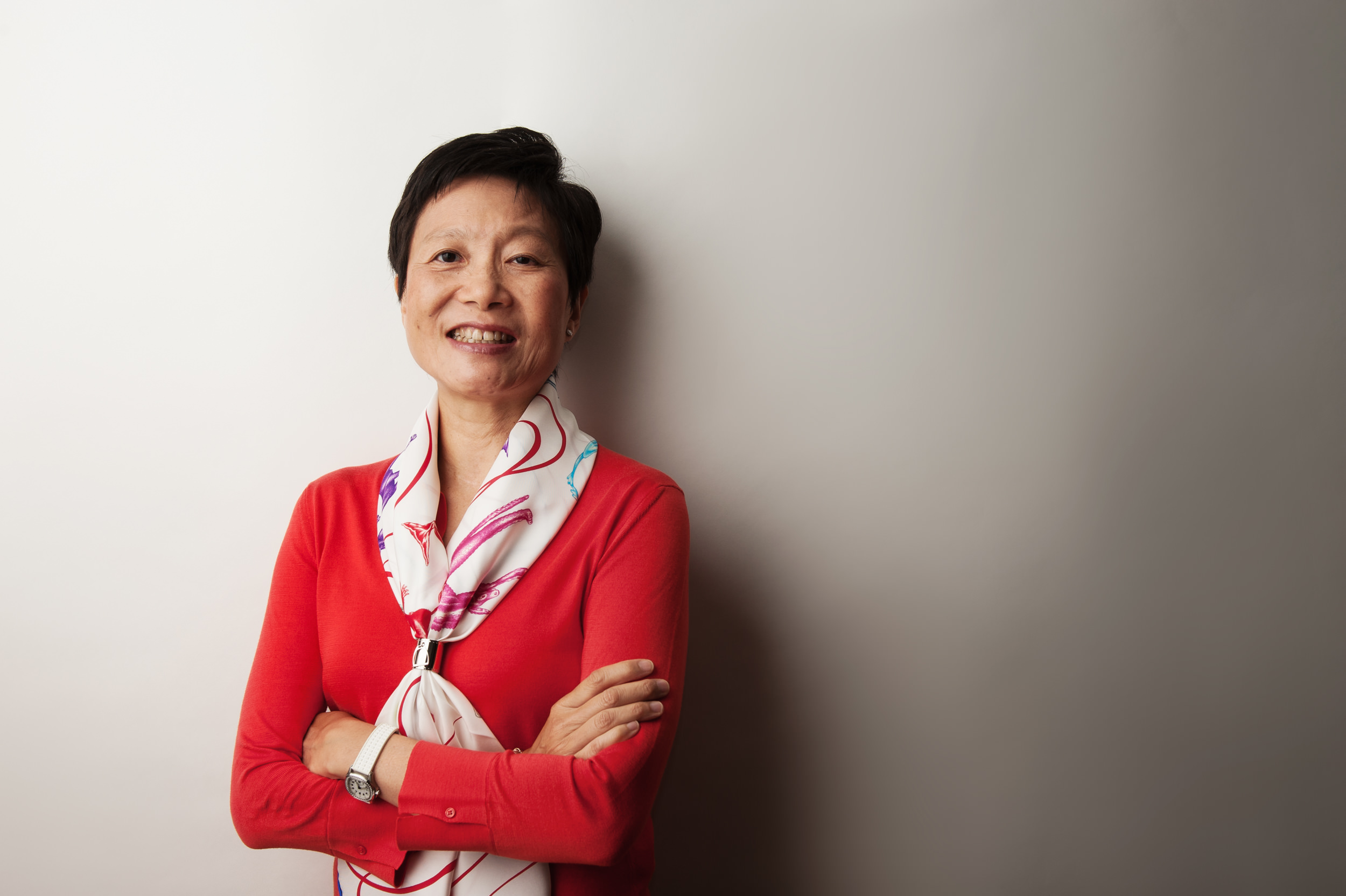 Education of a Philanthropist: Yvette Yeh Fung (Barron's article)