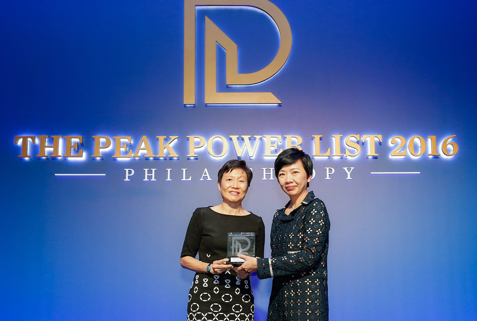 YFP on The Peak Power List 2016