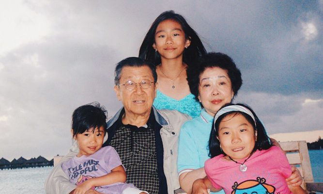 Remembering Grandpa – One Year On