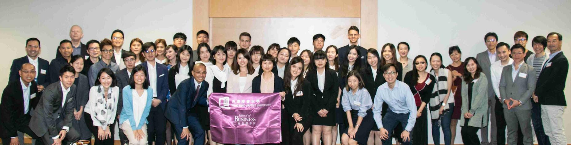 Success of Inaugural HKBU NSM Cohort